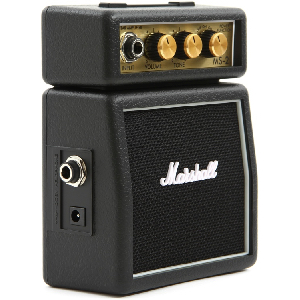 Battery Powered Electric Guitar Amps