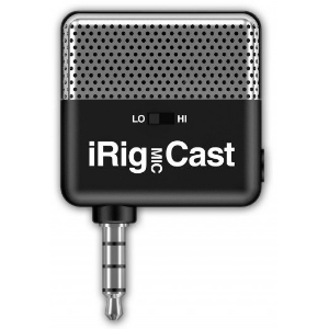 Android & iOS microphones