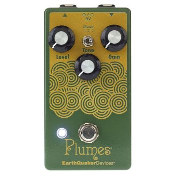 Pedalas EarthQuaker Devices Plumes