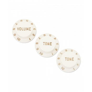 Fender Original Tone Volume Knobs Vintage Strat