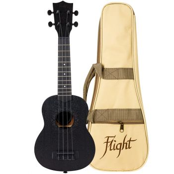 Ukulelė Flight NUS310 Blackbird