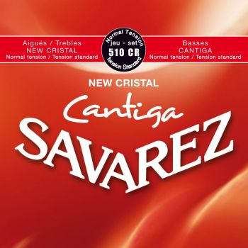 Savarez Cantinga New Cristal 510 CR