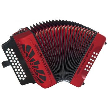 Hohner Compadre ADG HT RED A4804