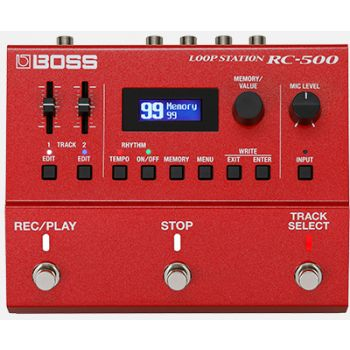 Boss Loop Station RC-500