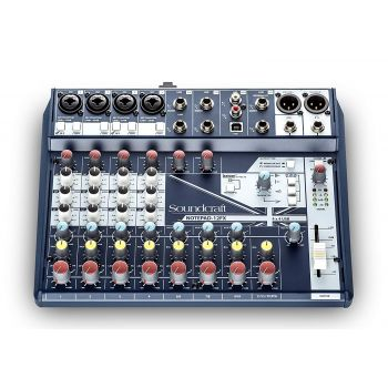 Mikšerinis Pultas Soundcraft Notepad-12FX