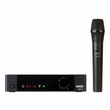 Bevielis Mikrofonas AKG DMS100 Vocal Set 2.4 GHz Digital