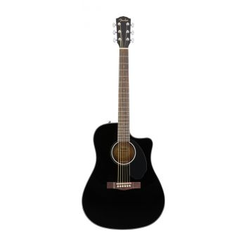 Akustinė gitara Fender CD-60SCE WN Black