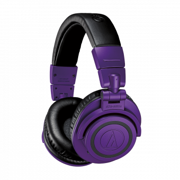 Audio Technica ATH-M50X-BT (Purple)
