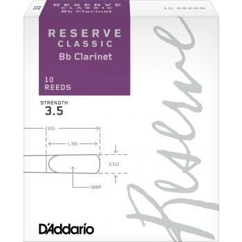 Reserve Classic Bb DCT1035