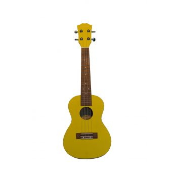 Koncertinė Ukulele Kaona GSK-232 Yellow