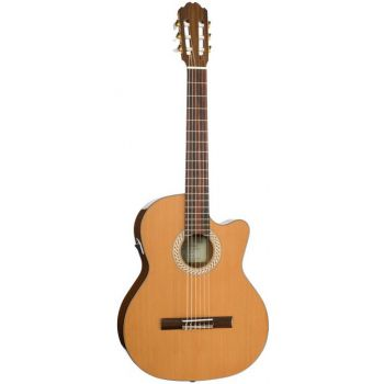 Classical guitar with preamp Kremona Sofia S65CW