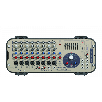 Pultas su stiprintuvu SOUNDCRAFT GIGRAC 300 B-STOCK