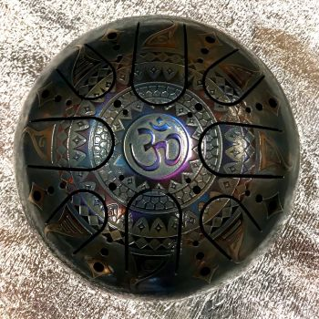 Kosmosky Steel Tongue Drum 22cm KSY.22.C.e4