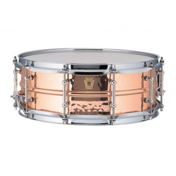 Solinis būgnas Ludwig Copper Hammered w/tube 5''x14''