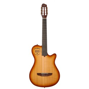 Godin Multiac Grand Concert Duet Ambience Light Burst HG 32495