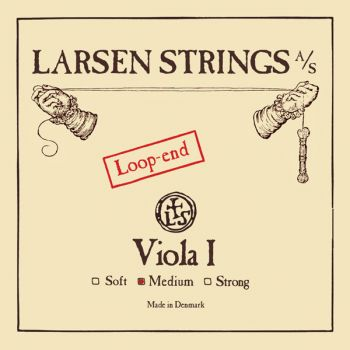 Viola strings Larsen Ball-End Medium SB222901