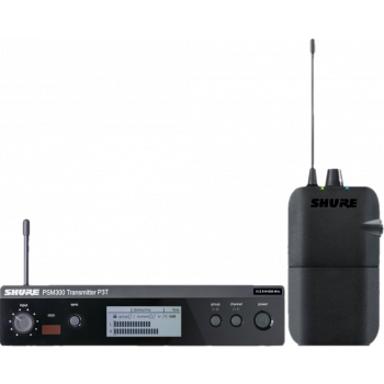 Wireless Instrument System Shure P3TR