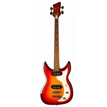 Godin Dorchester 4 Cherry Burst RN with bag
