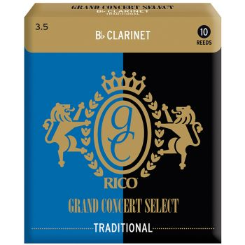 Rico Grand Concert Select Traditional 3,5 RGC10BCL350