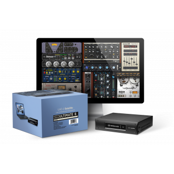 Greitintuvas Universal Audio UAD-2 Satellite USB OCTO Core