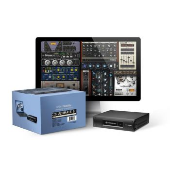 Greitintuvas Universal Audio UAD-2 Satellite Thunderbolt OCTO Ultimate 6