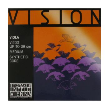 Viola strings Thomastik Vision VI200