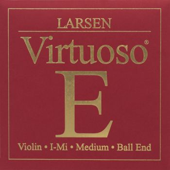 Violin strings Larsen Virtuoso Ball End Medium SV226901