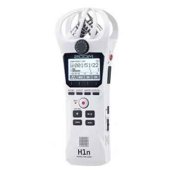 Zoom H1n White Limited Edition