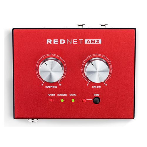 Volume Controller Focusrite RedNet AM2