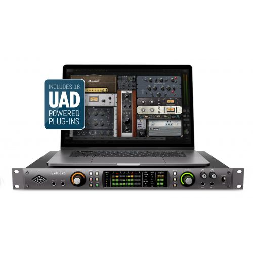 Audio Interface Universal Audio Apollo X6