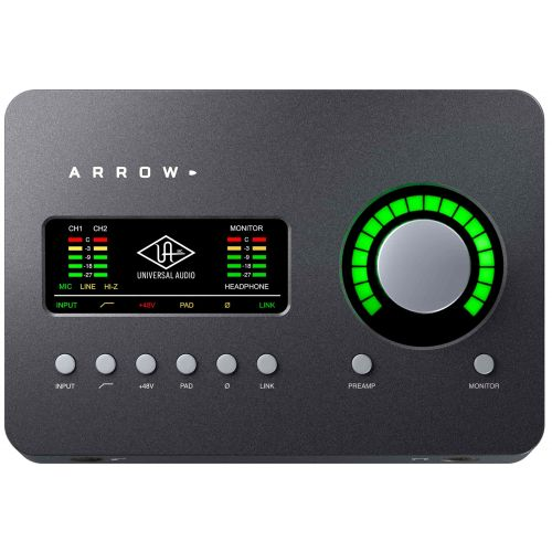 Audio Interface Universal Audio Arrow