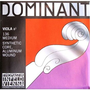 Viola String Thomastik Dominant A 136