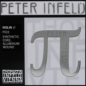 Violin string D 4/4 Peter Infeld Thomastik PI03