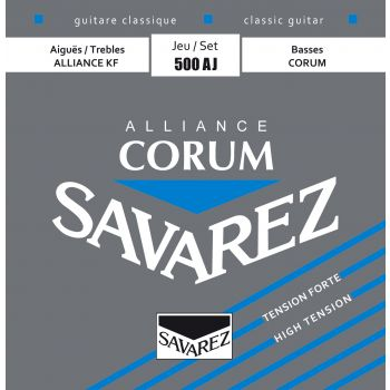 Savarez Corum Alliance 500 AJ