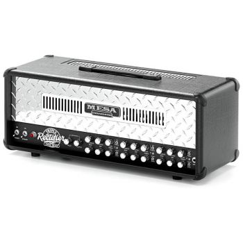 Mesa Boogie Triple Rectifier Head Black Vinyl Export