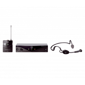 Bevielė Sistema AKG Perception Wireless Sports Set (614.100 - 629.300 MHz)