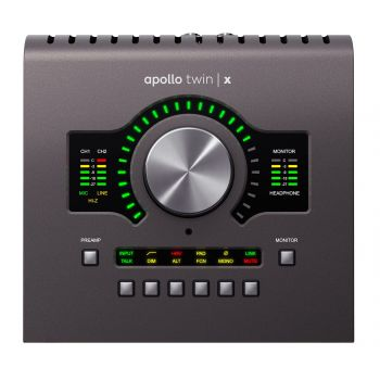 Audio Interface Universal Audio Apollo Twin X Duo