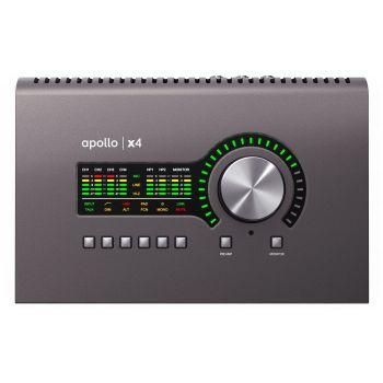 Audio Interface Universal Audio Apollo X4