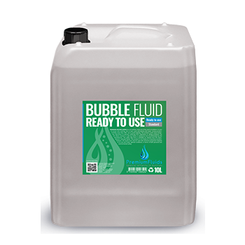 Premium fluids Bubble fluid RTU