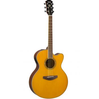Electro-acoustic guitar Yamaha CPX600 VT