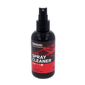 DAddario Shine Spray Cleaner 3 PW-PL-03