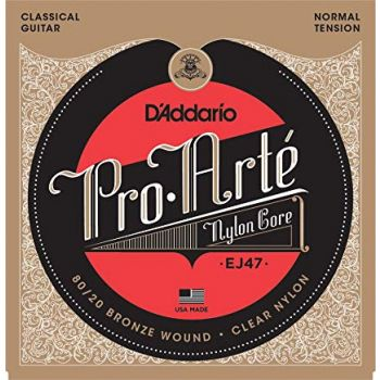 D'Addario Pro Arte Nylon Core Normal Tension EJ47
