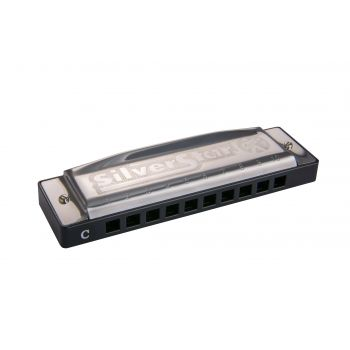 Harmonica Hohner Silver Star A M50410x