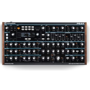 Synthesizer Novation Peak