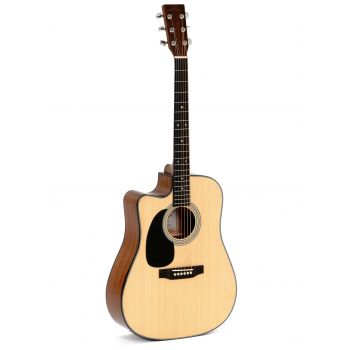 ACOUSTIC GUITAR WITH PREAMP DMC-1STEL