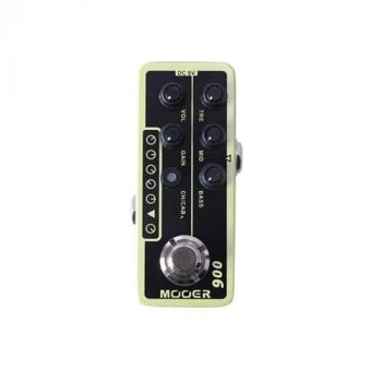 Mooer Micro Preamp US Classic Deluxe