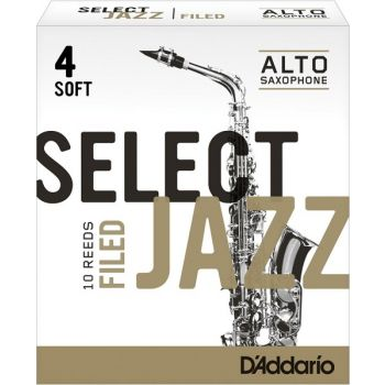 D'addario Jazz Sekect 4s RSF10ASX4S