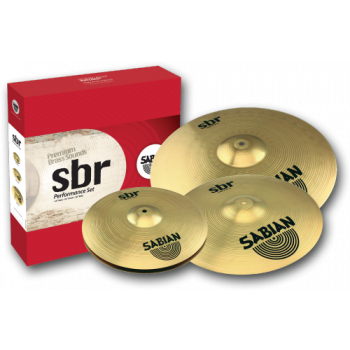 Sabian SBR Performance Set SBR5003