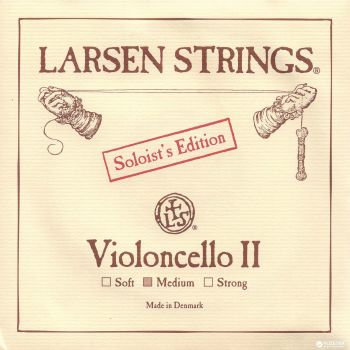 Cello string D Soloist Soft Larsen SC331122