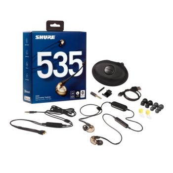 Shure SE535LTD+BT1-EFS Bronze (bluetooth)